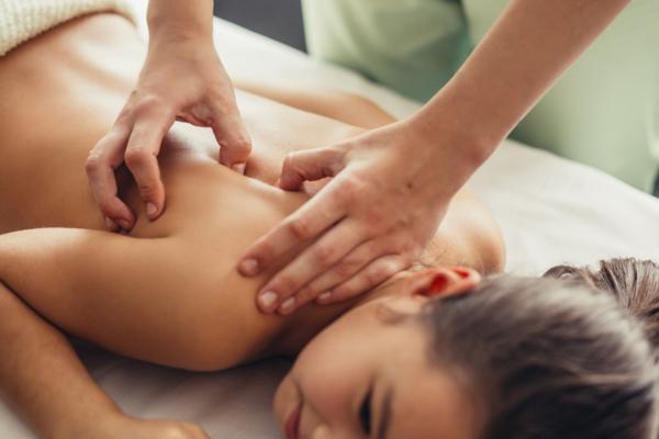 massage maman enfant